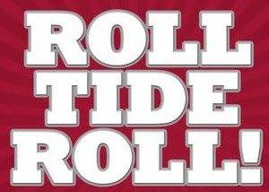 Roll Tide Roll Logo