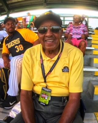 Coach Wilbert Ellis