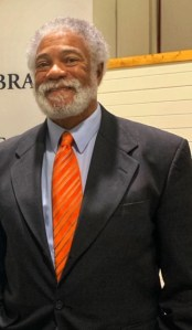Harold Michael Harvey at Friends of the Library 2019