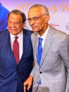 C T Vivian and Andrew Young