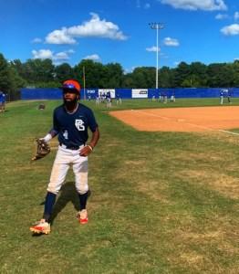 Dexter Redding MVP 19 Tryout