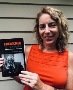 Elizabeth Hampton with Freaknik Lawyer
