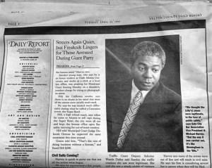 Harold Michael Harvey Susan McCharter Daily Report