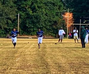 HBCU Baseball Showcase 60 yard dash