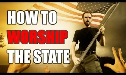 How to Woship the State