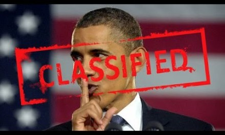 Obama Administration Breaks Record!…For Secrecy. – #NewWorldNextWeek