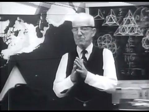Buckminster Fuller – Thinking Out Loud