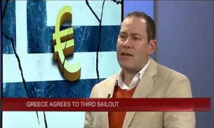 Greek agrees to big fat bailout, with tough conditions