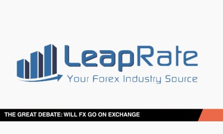 Will Forex Go On Exchange?