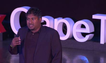The future of Bitcoin by Vinny Lingham at TEDxCapeTown