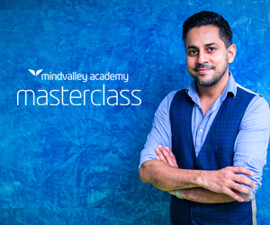 The Art of 'Bending Reality' with Vishen Lakhiani. Becoming Limitless