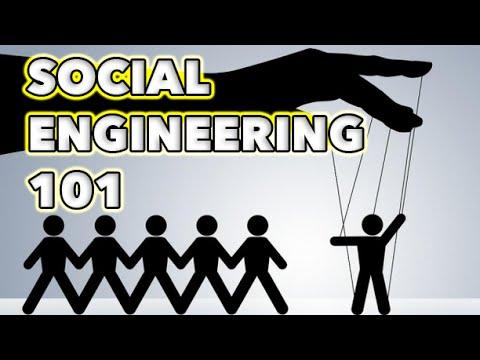 Social Engineering 101. A Corbett Report Podcast