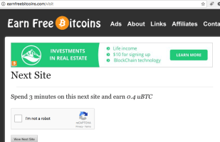 Earn Free Bitcoin From Various Sites Around The Internet