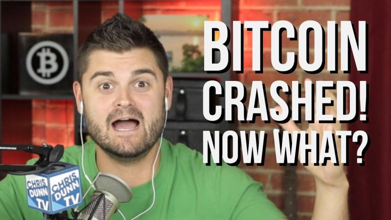 Bitcoin Price Crashed! Now What?