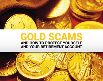 How To Avoid A Gold Scam