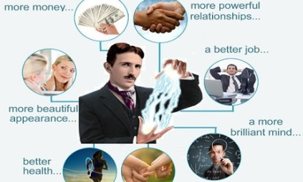Intentionally influence and control anything with the Tesla Code Secret