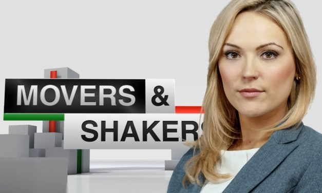 Movers and Shakers by Dukascopy 09/03/2017