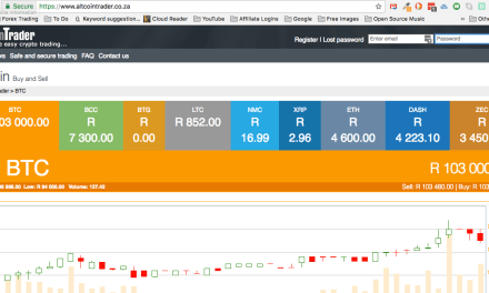 A First Look At Altcoin Trader. A Great Place To Buy Your Bitcoin In South Africa