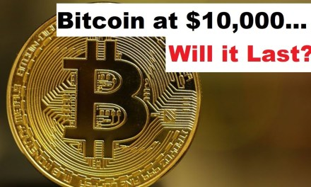 Can Bitcoin Hold on to 10,000 Level?
