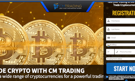 Trade Cryptocurrencies With CM Trading