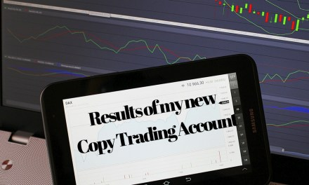 Results Of The New Copy Trading Account With Global Forex Solutions 3 Weeks In