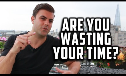Are You Wasting Your Time With Your Trading? The Pareto Principle or 80-20 Rule