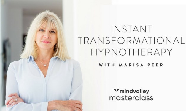 Instant Transformational Hypnotherapy with Marisa Peer. A Mindvalley Masterclass Trailer