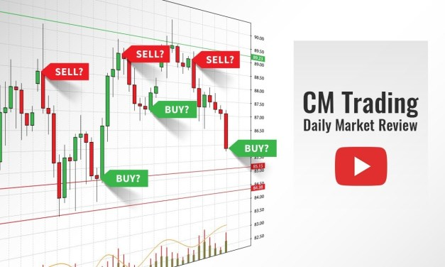 CM Trading Daily Forex Market Review 8 Jun 2018