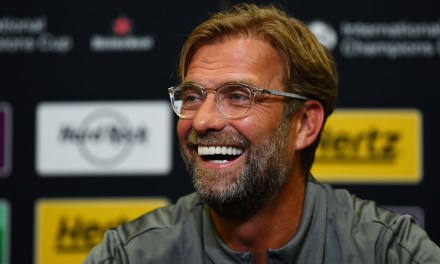 Jürgen Klopp's Borussia Dortmund ICC press conference