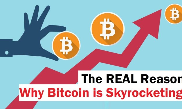 The REAL Reason Why Bitcoin is Surging Higher