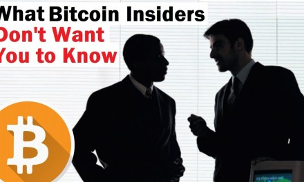 The Bitcoin Secret Insiders Don't Want You to Know