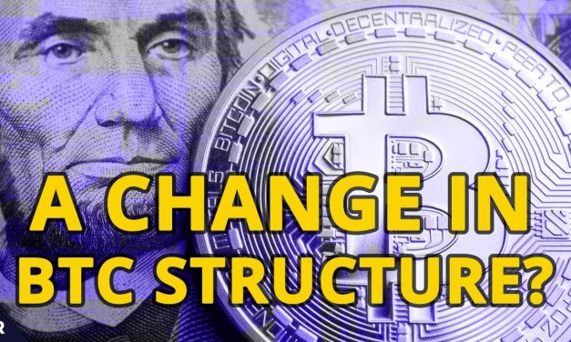 Has #Bitcoin Seen a Change in Market Structure?