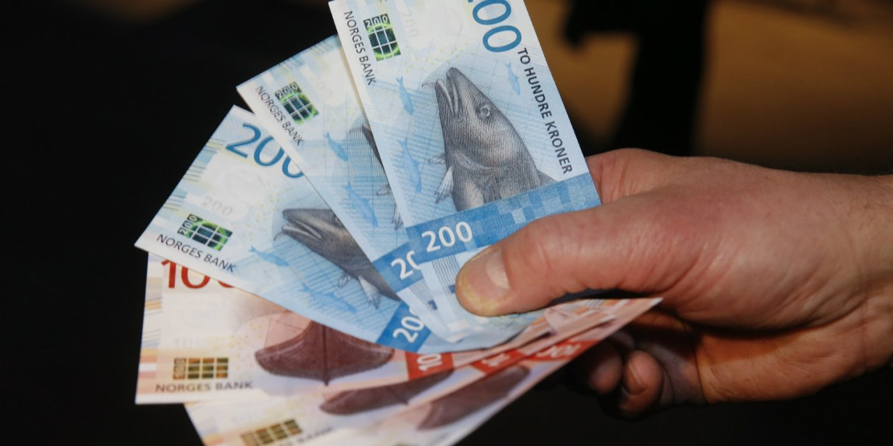 Norway has just added new notes into  circulation