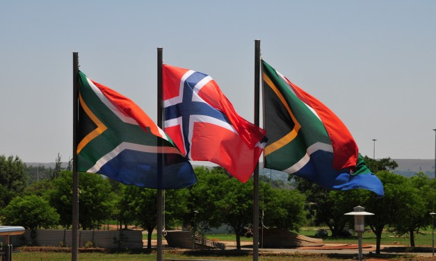 Norwegian investment in South Africa and its impact on the FX market
