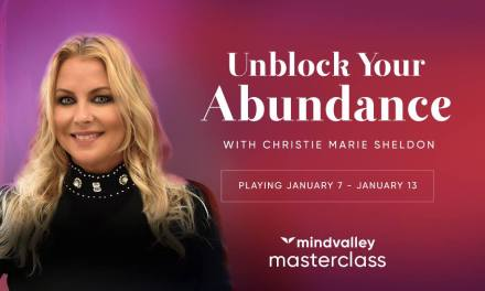 Discover a life free of Abundance Blocks. You can most certainly benefit from THIS