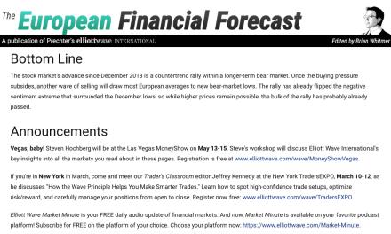 U.S. Investors: 'Watch Europe'. An Article by EWI