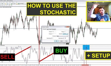 How To Trade Forex Using The Stochastic Indicator