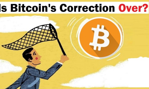 Is Bitcoin's Correction Over or Is There More Downside?
