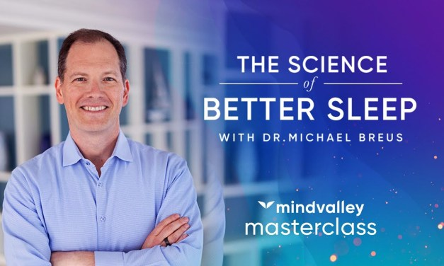 The Science Of Better Sleep With Dr. Michael Breus