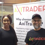 Visiting The Axitrader Office In Sandton Johannesburg
