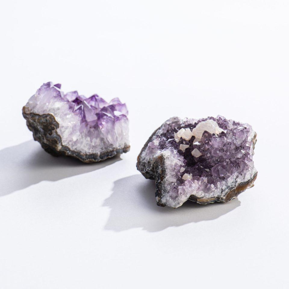 Amethyst Rock Cluster