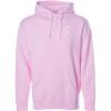 Pink Hoodie Sweatshirt