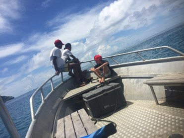 Fiji snorkle trip