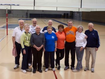 Join the Healthy Living Exercise Program and make new friends while staying healthy and active!