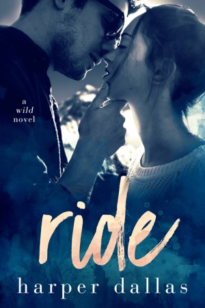 Ride ebook cover
