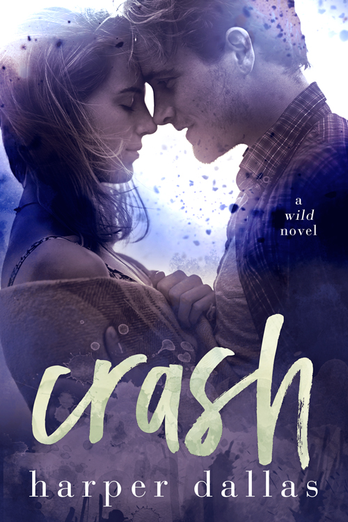 Book Cover: Crash