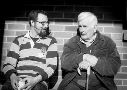 Roger Harper & Sam Harper