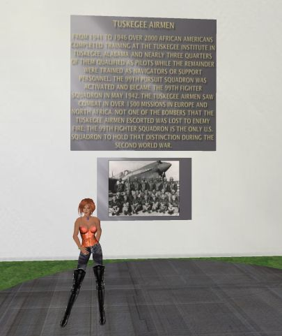 SL Tribute To the Tuskegee Airmen (1/3)