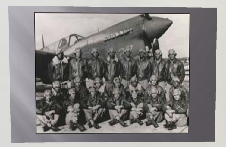 SL Tribute To the Tuskegee Airmen (2/3)