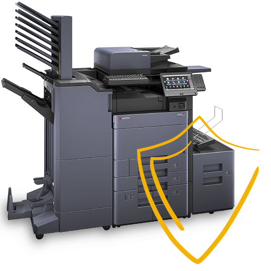 Image of Kyocera 2553, 4053 and 5053 printers